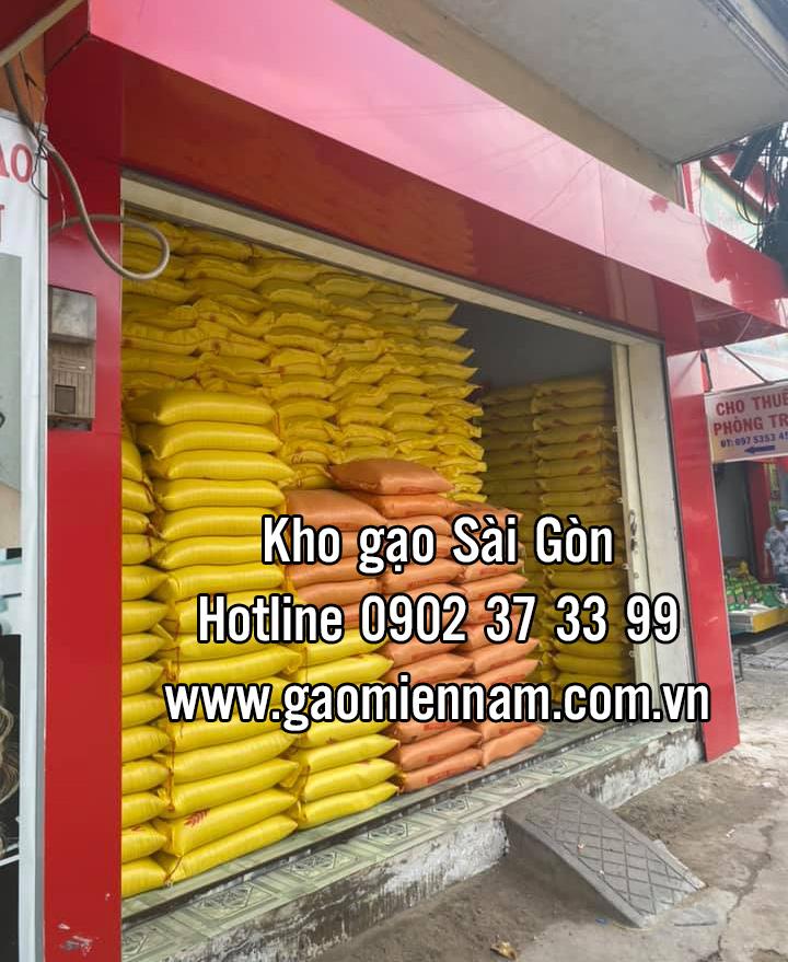 Kho gạo Sài Gòn